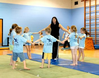 GymFun  Gymnastics Club is a Newtownabbey based gymnastics club