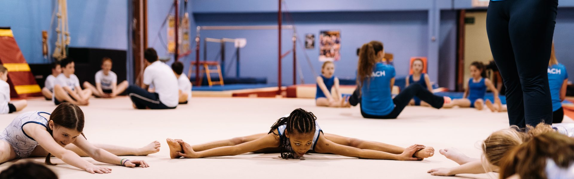 GymFun, a Newtownabbey and Derry City based gymnastics club
